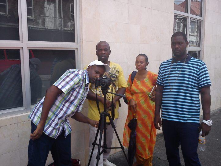 BaylorIC Worldwide TV and Ashanti Arts, Media and Logistics hit Grenada