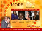 More Love Radio Show Promo Video- The Radio Show Finding the answers for the Black Community