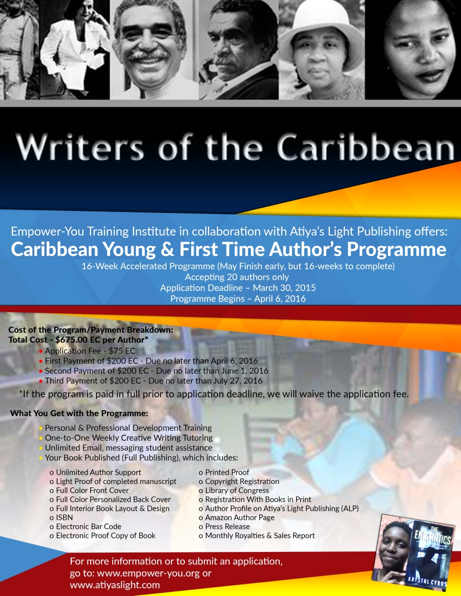 Young Authors Caribbean